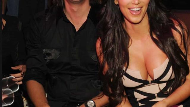 Sabia que este socialite é o melhor amigo de Kim Kardashian?
