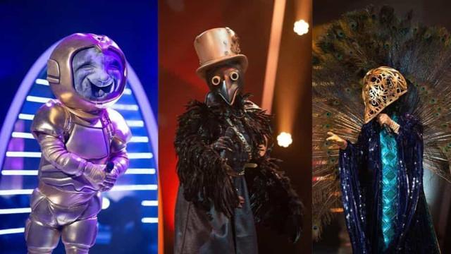 O Corvo foi o grande vencedor de 'A Máscara'. Revelados os últimos nomes