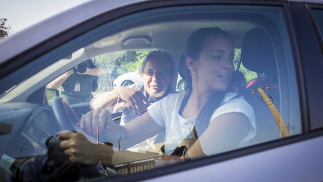 """Marta Cruz defende pai de acusações de Ana Leal: """"Foi ela quem o ameaçou"""""""
