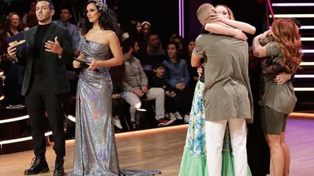 Primeira expulsão do 'Dança' gera controvérsia nas redes sociais