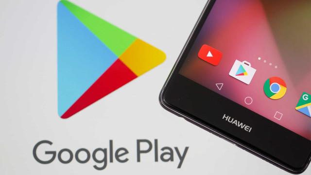 Google aconselha utilizadores de Huawei a não descarregarem as suas apps