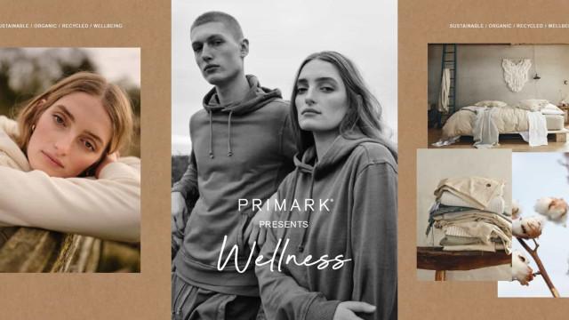 Primark lança coleção Wellness. A moda indispensável de todos os dias