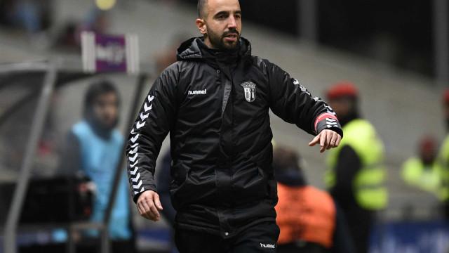 Rúben Amorim interessa a Sporting e Benfica