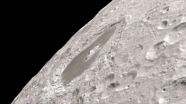 NASA mostra-lhe a Lua como nunca a viu