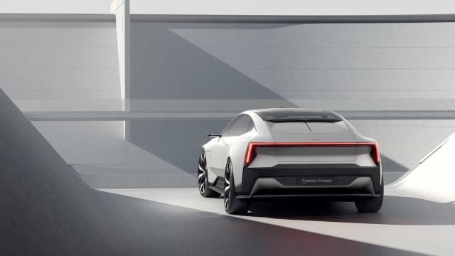 Polestar levará novo 'concept' elétrico ao Salão Automóvel de Genebra