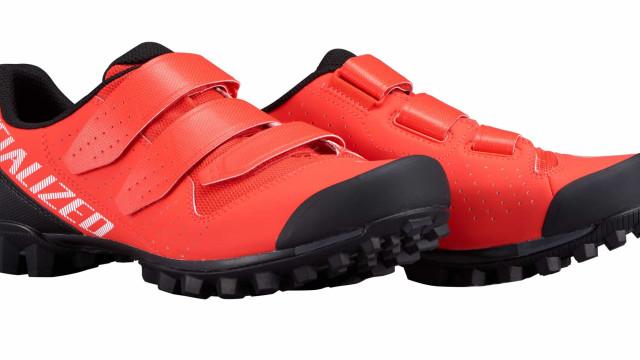 Nova família de sapatos Recon com tecnologia STRIDE Toe-Flex