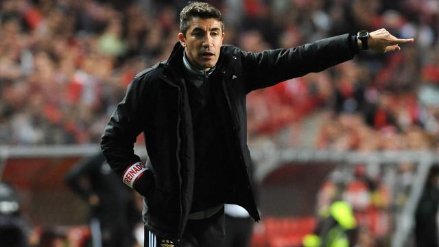 Benfica com quatro baixas antes da receção ao Shakhtar Donetsk