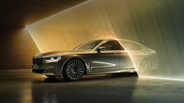 BMW Series 7. Um novo 'standard' no segmento de luxo da marca