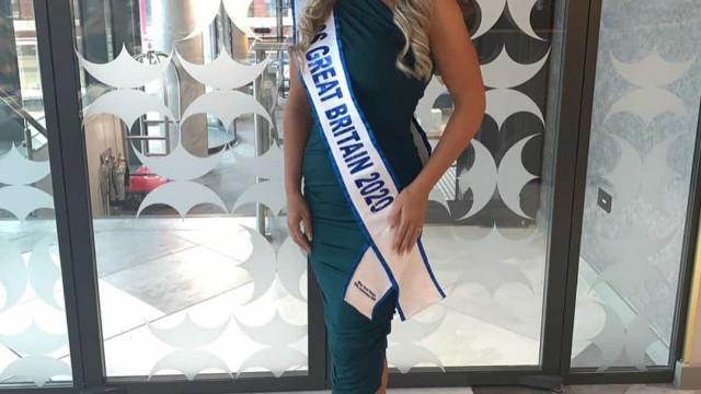 Miss Reino Unido foi deixada pelo noivo por causa do seu peso