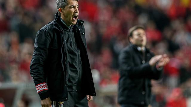 """""""O Benfica precisa de um treinador de outro nível"""""""