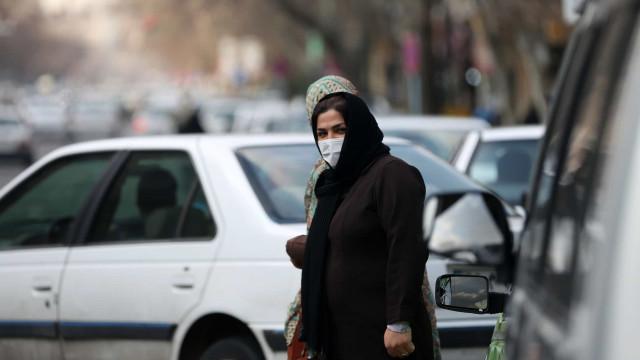AO MINUTO: Pelo menos 210 pessoas já terão morrido no Irão