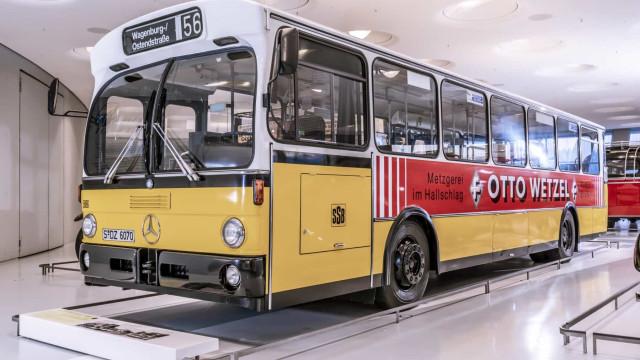 Há 125 anos a Benz & Cie apresentou o 1.º autocarro com motor a combustão