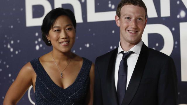 Covid-19. Zuckerberg contribui com 25 milhões de dólares para tratamento