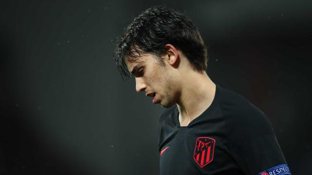 Atlético anuncia redução salarial para João Félix e companhia