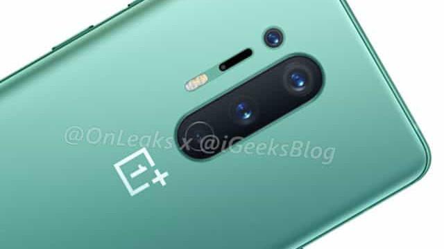 Reveladas especificações e nova cor para o OnePlus 8