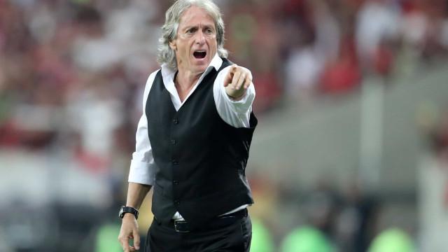 """""""Valor exigido por Jorge Jesus foi muito além da capacidade do Flamengo"""""""
