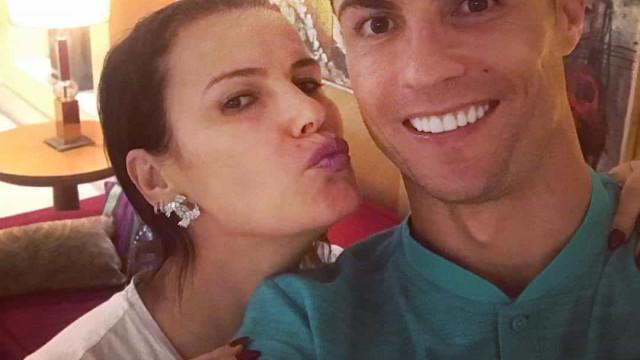 Revoltada, Elma Aveiro defende Cristiano Ronaldo de insultos