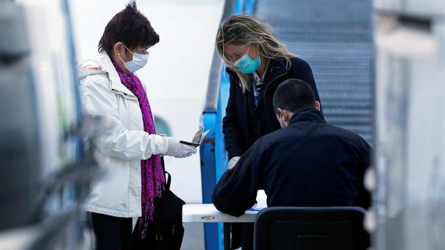 AO MINUTO: OMS faz aviso sobre uso de máscaras. Espanha proíbe funerais