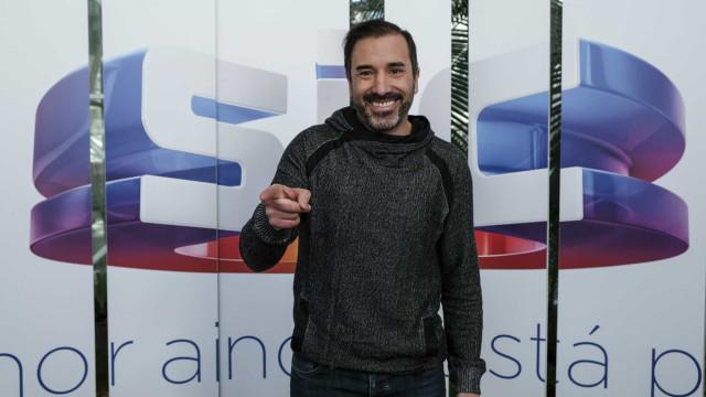 """Marco Horácio anuncia saída da SIC. """"Chegou a hora de seguir em frente"""""""