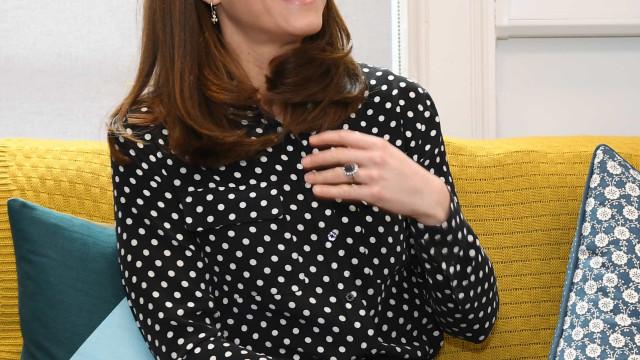 Estes foram os dois empregos de Kate Middleton antes de ser duquesa