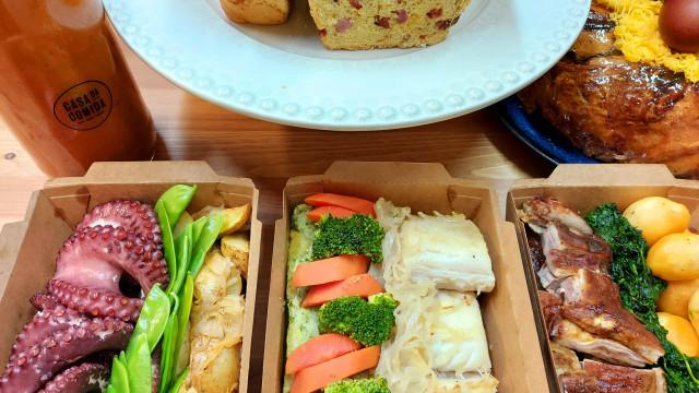 Casa da Comida leva o almoço de Páscoa a sua casa