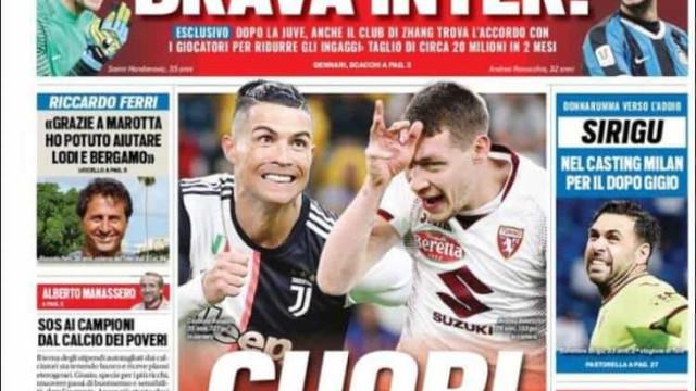 """Lá fora: O """"coração de ouro"""" de CR7 e as peças que sobram a Zidane"""