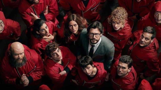'La Casa de Papel'. Netflix revela nomes dos episódios da nova temporada
