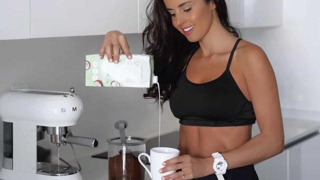 Catarina Gouveia ensina receita de panquecas com apenas 3 ingredientes