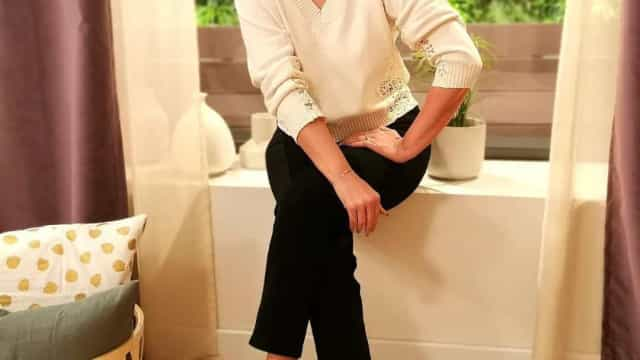 As sandálias de Cristina Ferreira que fizeram sucesso. Custam 70 euros