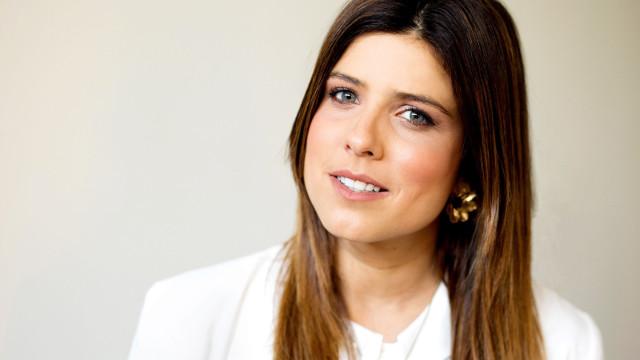 """Com família em Espanha, Inês Folque diz estar com o """"coração pequenino"""""""