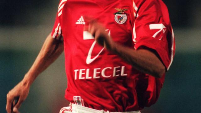 """""""Quando cheguei ao Benfica percebi que não era assim tão bom"""""""