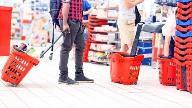 Tech4Covid19. Nova app ajuda-o a evitar filas no supermercado