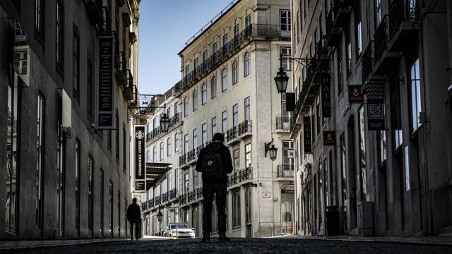 Esta Lisboa da pandemia tem pouca vida e menos encanto