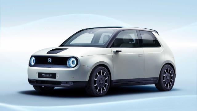 Honda anunciou dois carros elétricos com tecnologia da General Motors