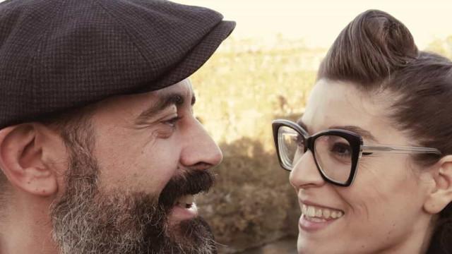 Chef Filipa Gomes declara-se ao companheiro em dia especial