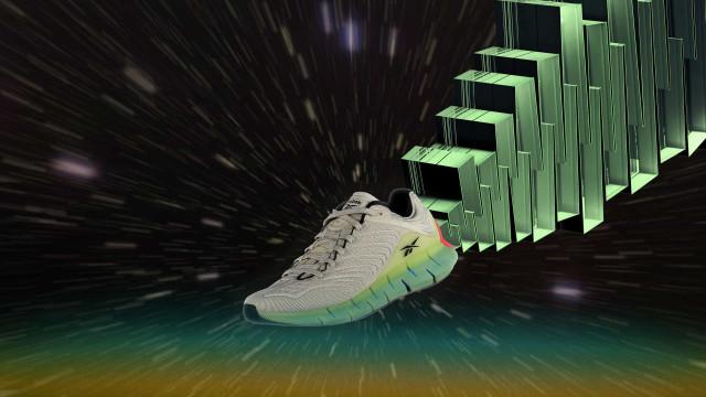 Viagem ao espaço! Reebok apresenta Zig Kinetica em novas cores