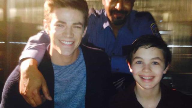Hollywood chora a morte de jovem ator Logan Williams. Tinha 16 anos