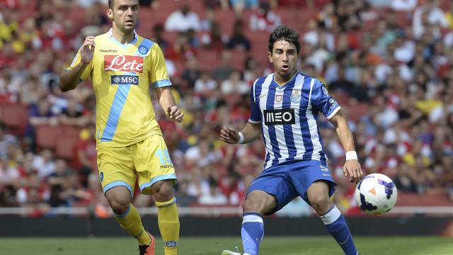 """Ex-FC Porto admite terminar carreira: """"Estou a começar a ficar gordo"""""""