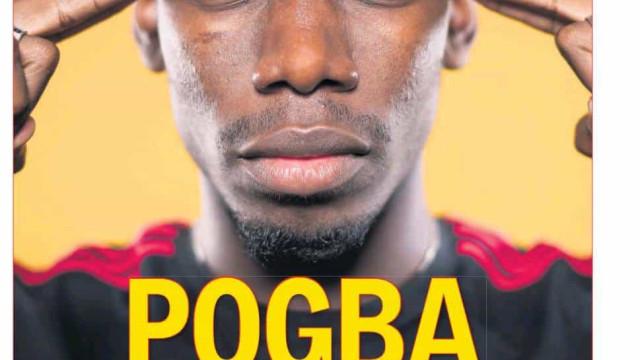 Lá fora: Pogba mais perto de Madrid, Mbappé e Neymar 'presos' ao PSG