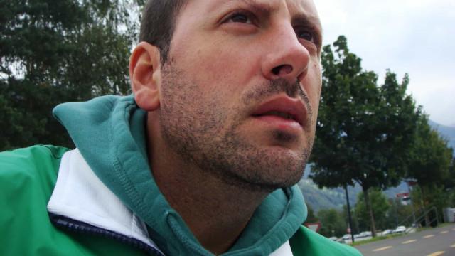 """Infetado com Covid-19, jornalista da TVI afirma: """"Sentia-me num filme"""""""