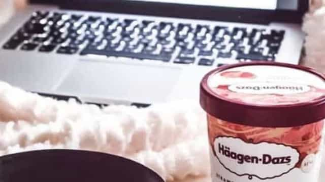 Alerta gulosos! Häagen-Dazs continua disponível em delivery