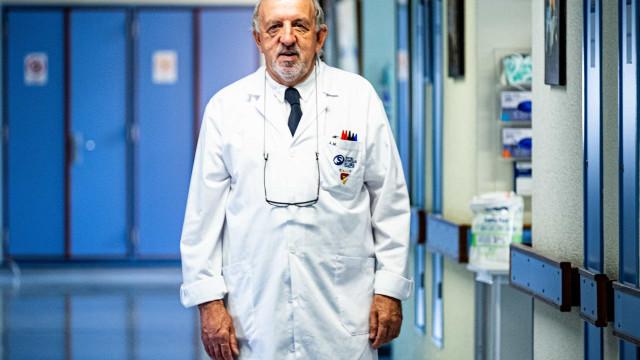 Curry Cabral: Diretor do serviço de cirurgia e transplantação demitiu-se