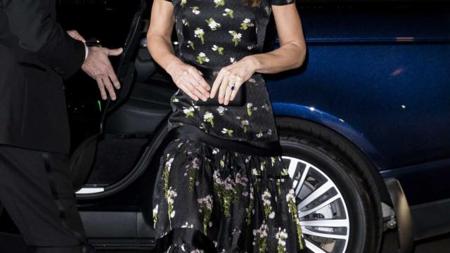 Kate Middleton revela quem foi o famoso que mais gostou de conhecer