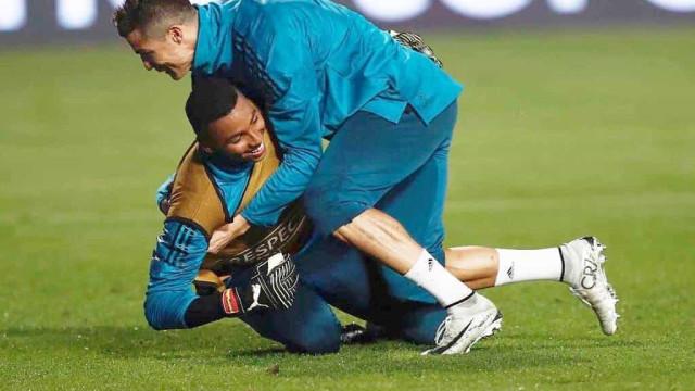 """O gesto de Ronaldo que emocionou antigo companheiro: """"Fiquei boquiaberto"""""""