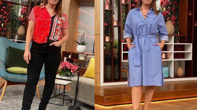 Look da Semana: As diferentes escolhas de Tânia Ribas de Oliveira