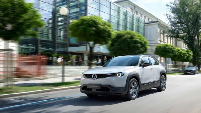 Primeiro elétrico da Mazda está a caminho e já tem preços para Portugal