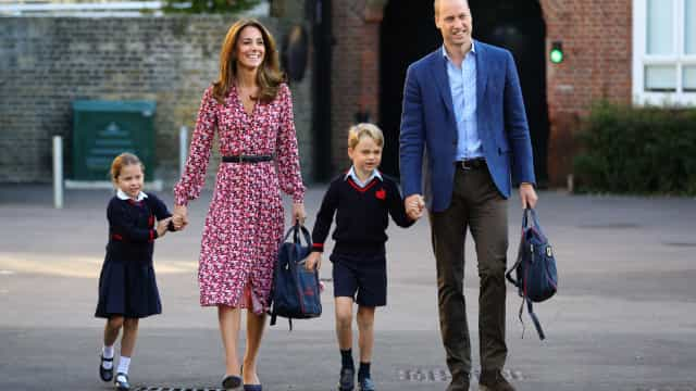 """William fala de Diana aos filhos: """"É importante que saibam quem ela foi"""""""