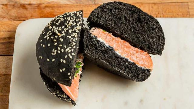 Bacalhau e espinafres? É um hambúrguer à portuguesa, com certeza