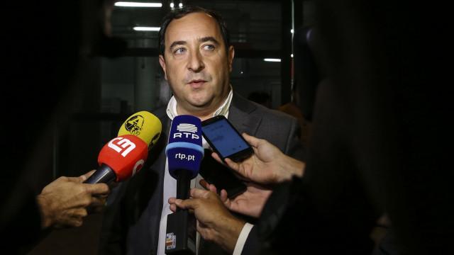 Bruno Costa Carvalho tem candidatura à presidência do Benfica em risco