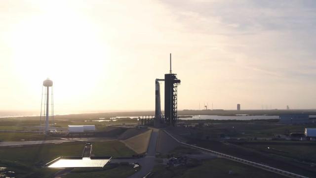 SpaceX. Eis como ver em direto o lançamento histórico